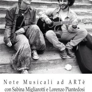 Serata in musica con Sabina e Lorenzo