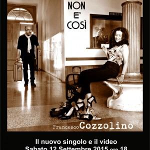 Il nuovo singolo e video di Francesco Cozzolino