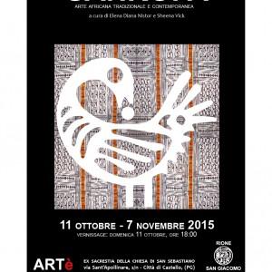 Mostra di arte africana
