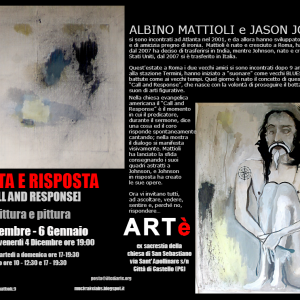 BOTTA E RISPOSTA – Pittura e vernissage