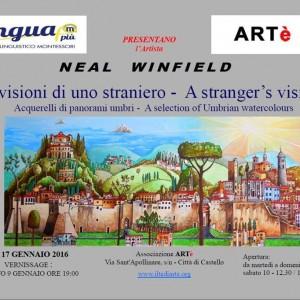 Le visioni di uno straniero-A stranger's vision