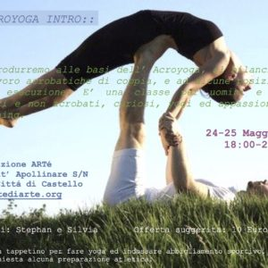 ACRO YOGA – intro