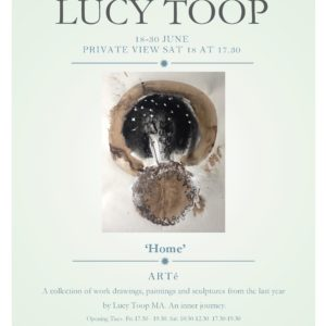 "Mostra ""Home"" di Lucy Toop"