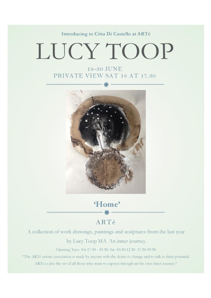mostra lucy toop 18-30