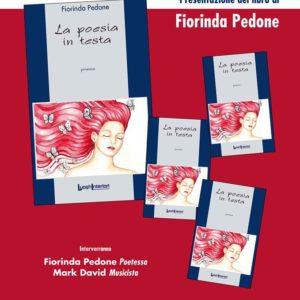 """Presentazione libro """"La Poesia in Testa"""" 14 Luglio"""