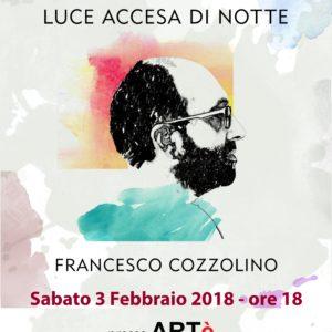 Presentazione Nuovo Cd Cozzolino 3 Febbraio ore 18