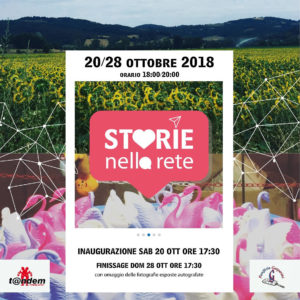 STORIE NELLA RETE 20-28 ottobre 2018