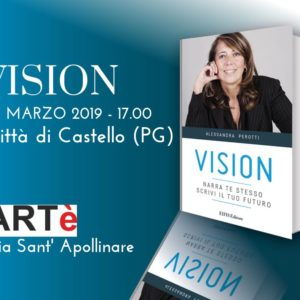 Vision – Presentazione Libro