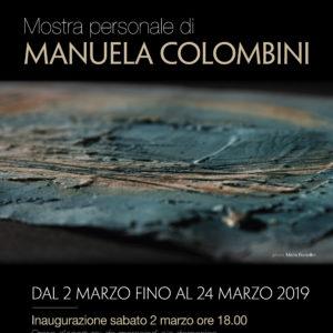 Mostra personale di Manuela Colombini